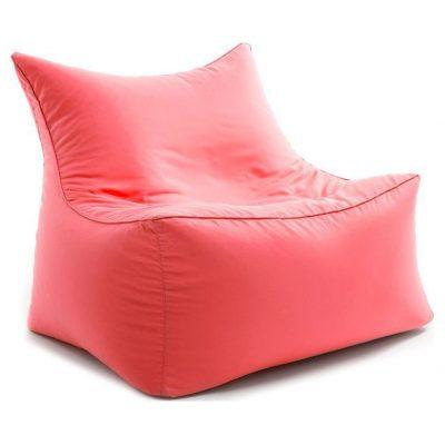 Sitting Bull Cubic Love Seat - Koraalrood