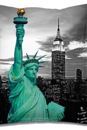 Sitting Bull Zitzak Super Bag Motiv -New York