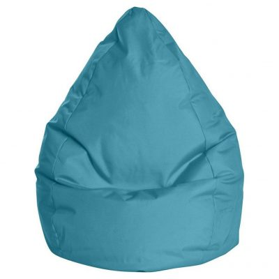 Sitting Point Kinder Zitzak BeanBag Kids BRAVA L- Petrol