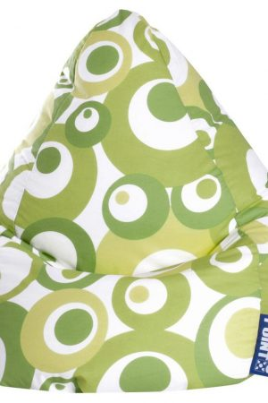 Sitting Point Kinder Zitzak BeanBag Kids MALIBU L - Groen