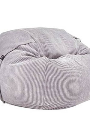 Vetsak Zitzak Beanbag Medium Corduroy light grey