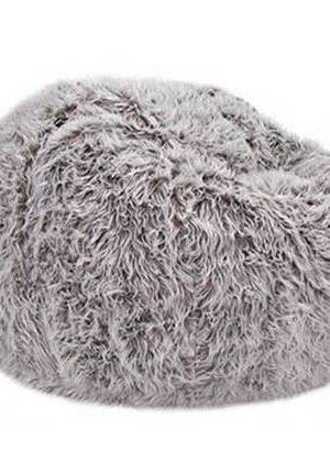 Vetsak Zitzak Beanbag Medium Flokati grey