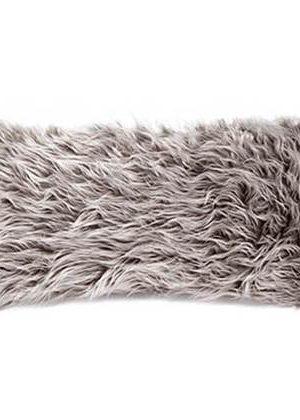 Vetsak Zitzak Pillow Flokati grey