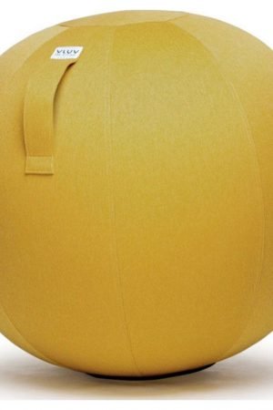VLUV LEIV Zitbal Mosterdgeel 65 cm