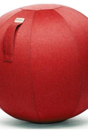 VLUV LEIV Zitbal Robijnrood 65 cm