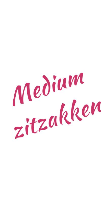 Medium zitzakken