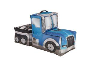 Lay-Z Kinder Zitzak Kids Vrachtwagen Combi