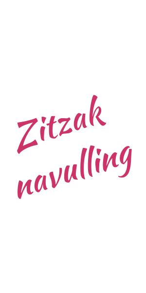 Zitzak navulling