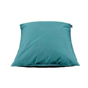 Lebel loungekussen - steenblauw - 100x150 cm - Leen Bakker