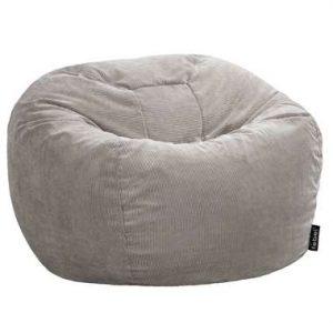 Plof chair - grijs - 108x54 cm - Leen Bakker