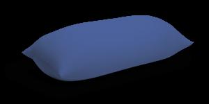 Terapy - Baloo Zitzak - Blauw - 180cm x 80cm x 50cm - Katoen