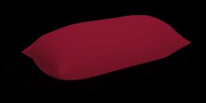 Terapy - Baloo Zitzak - Bordeaux - 180cm x 80cm x 50cm - Katoen