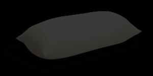 Terapy - Baloo Zitzak - Zwart - 180cm x 80cm x 50cm - Katoen