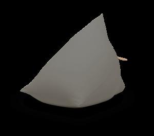 Terapy - Sydney Zitzak - Donkergrijs - 60cm x 60cm x 60cm - Katoen