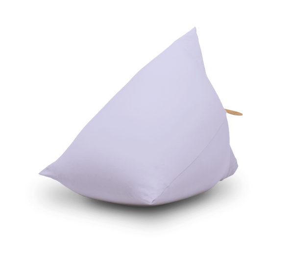 Terapy - Sydney Zitzak - Lila - 60cm x 60cm x 60cm - Katoen
