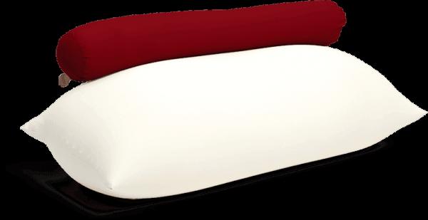 Terapy - Toby Zitzak - Bordeaux - 160cm x 25cm x 25cm - Katoen