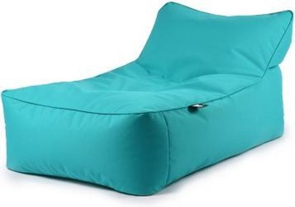 B-Bed lounger Turquoise blauw excl.kussen Extreme Lounging