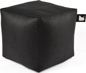 Extreme Lounging B-Box Poef Indoor - Charcoal