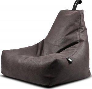 Extreme Lounging b-bag mighty-b Indoor Lederlook Slate