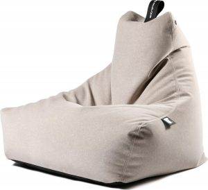 Extreme Lounging b-bag mighty-b Indoor Suede Stone zitzak