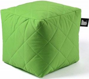 Extreme Lounging b-box Outdoor Quilted Limegroen