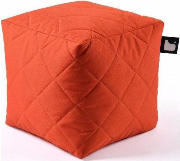 Extreme Lounging b-box Outdoor Quilted Oranje