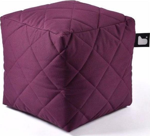 Extreme Lounging b-box Outdoor Quilted Paars