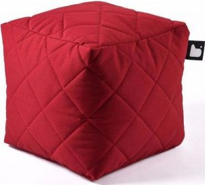 Extreme Lounging b-box Outdoor Quilted Rood