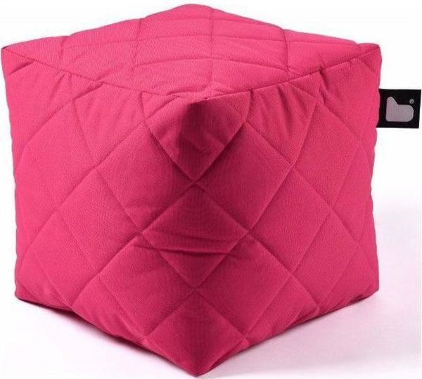 Extreme Lounging b-box Outdoor Quilted Roze