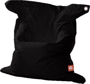 Whoober Rechthoek zitzak St. Tropez XL outdoor zwart - Wasbaar - Geschikt voor buiten