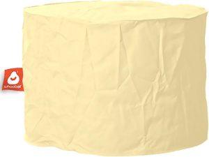 Whoober Zitzak poef Rhodos outdoor crème - Wasbaar - Geschikt voor buiten