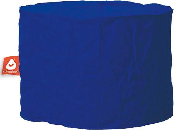 Whoober Zitzak poef Rhodos outdoor kobalt blauw - Wasbaar - Geschikt voor buiten