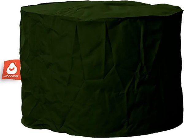 Whoober Zitzak poef Rhodos outdoor leger groen - Wasbaar - Geschikt voor buiten