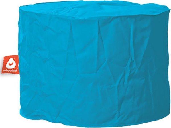 Whoober Zitzak poef Rhodos outdoor turquoise - Wasbaar - Geschikt voor buiten