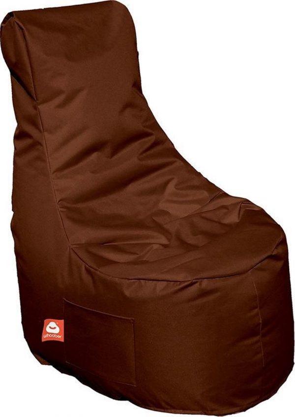 Whoober Zitzak stoel Nice outdoor licht bruin - Wasbaar - Geschikt voor buiten