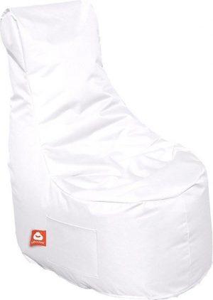 Whoober Zitzak stoel Nice outdoor wit - Wasbaar - Geschikt voor buiten