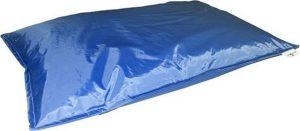 Drop & Sit Zitzak - Kobalt Blauw - 115 x 150 cm - Voor binnen en buiten