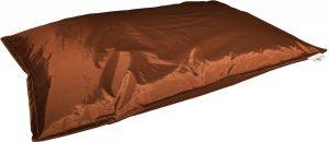 Drop & Sit zitzak - Bruin - 130 x 150 cm - binnen en buiten