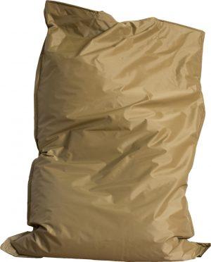 Drop & Sit zitzak - Camel - 100 x 150 cm - binnen en buiten