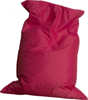 Drop & Sit zitzak - Fuchsia - 100 x 150 cm - binnen en buiten