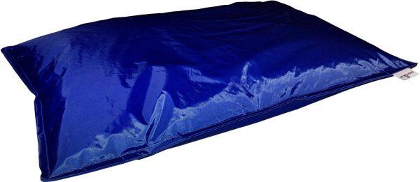 Drop & Sit zitzak - Marine blauw - 130 x 150 cm - binnen en buiten