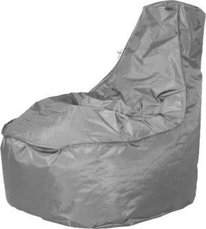 Drop & Sit zitzak Stoel Noa Large - Grijs - 320 liter