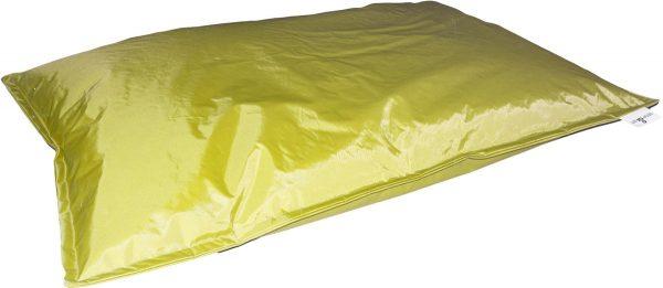 Drop & sit zitzak - Lime - 100 x 150 cm - binnen en buiten