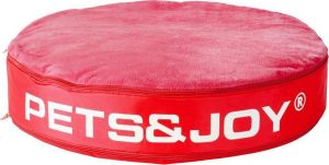 PETS&JOY CAT BED ROOD 60 CM