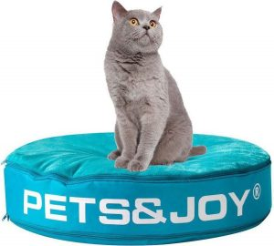 Pets&Joy Cat Bed Aqua 60 cm
