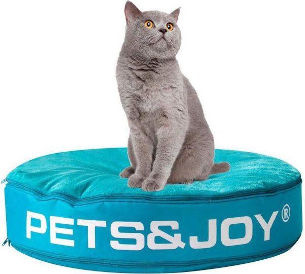 Pets&Joy Cat Bed Aqua 60 cm