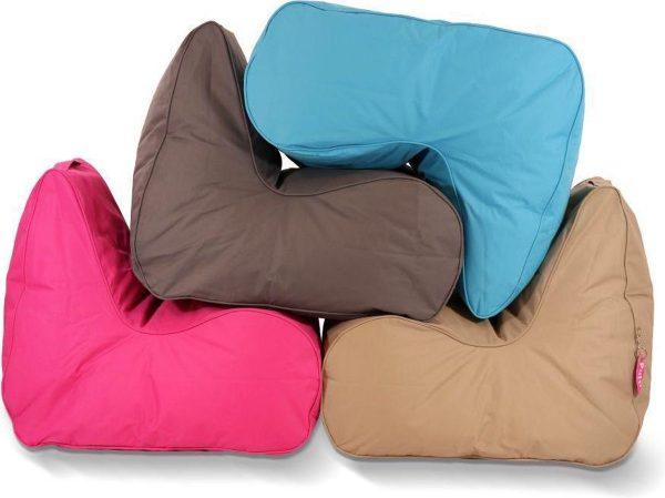 Puffi Lounge Chair Kids Aquablauw