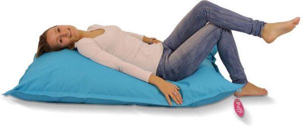 Puffi Relax Aquablauw