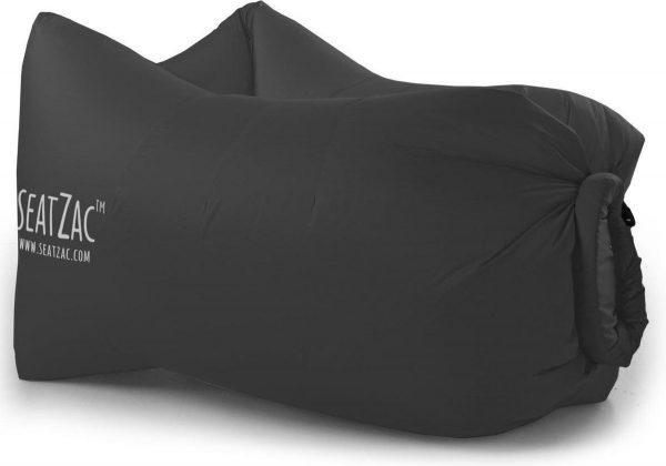 SeatZac Chill Bag - Zitzak Zwart