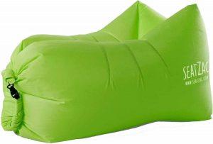 SeatZac Chill Bag zitzak - Licht groen